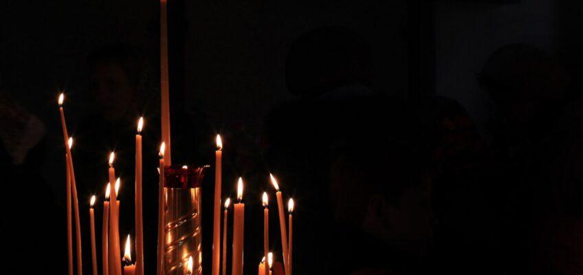 Анонс. Панихида по жертвам трагедии в Кемерово