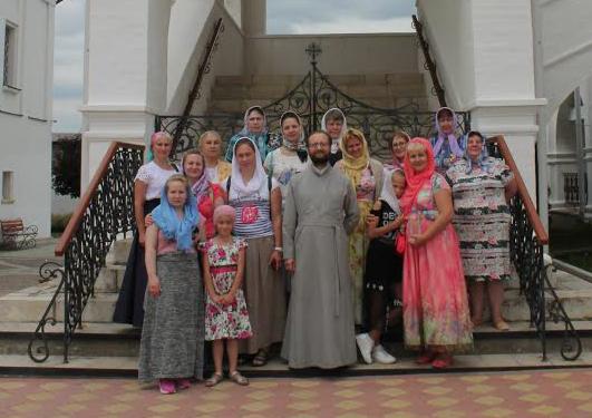 Паломническая поездка по святыням Серпухова