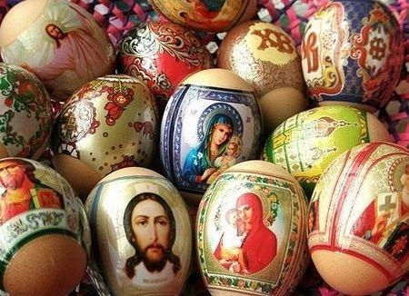 Владимир Немыченков: яйца с образами. О новом виде иконоборчества