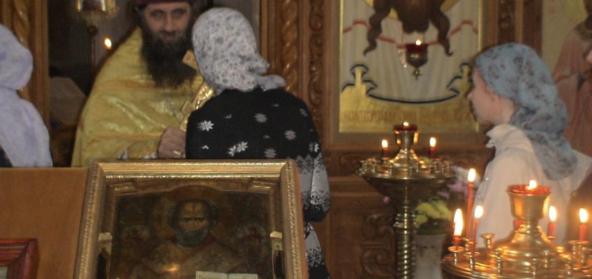 День памяти святителя Николая — престольный праздник в храме