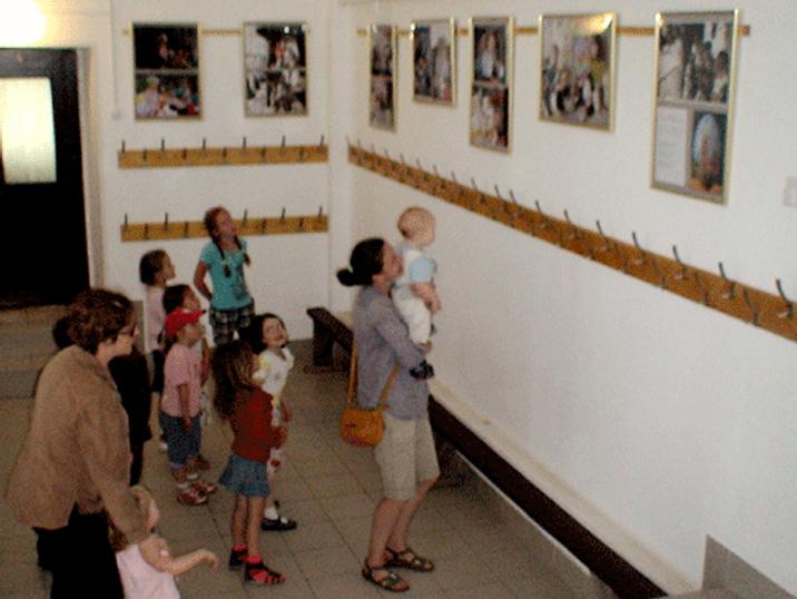 Фотовыставка «Пасха глазами одной семьи»