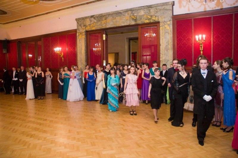 Прихожане храма приглашены на Сретенский бал православной молодежи