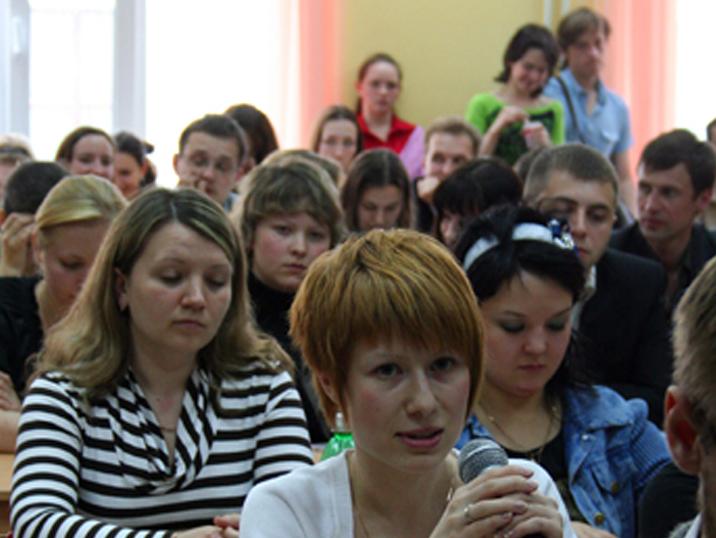 Православный молодежный форум «Вера дело»