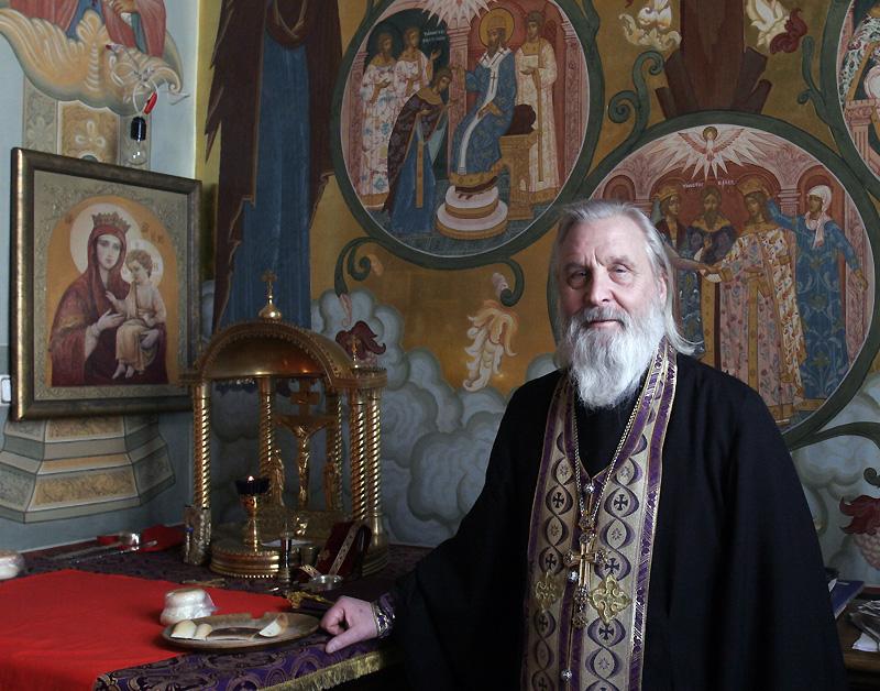 Протоиерей Георгий Бреев: Об анатомии церковной общины, настоящей дружбе и главном интересе в жизни