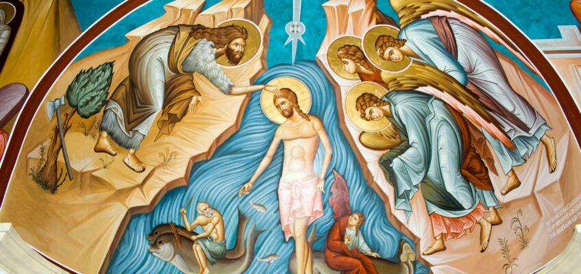 Крещение Господне. Праздник воды и света