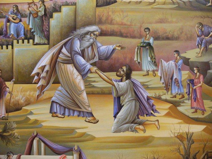 Вторая подготовительная неделя (седмица) к Великому Посту – о Блудном Сыне