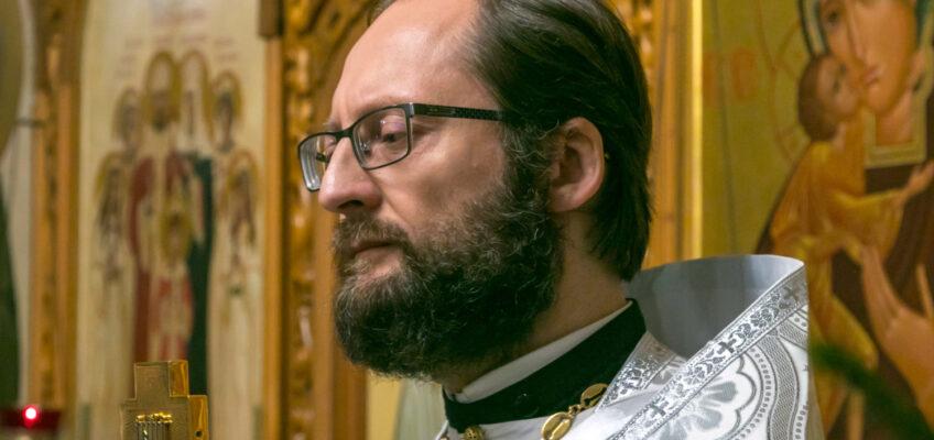 Поздравляем отца Владимира с днем тезоименитства!