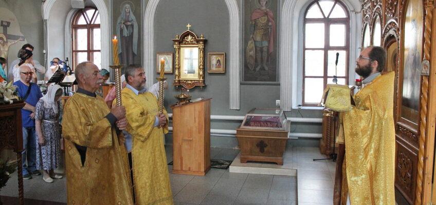 Торжества в день памяти святого равноапостольного князя Владимира и день празднования 1030-летия Крещения Руси