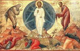 Проповедь на Преображение Господне