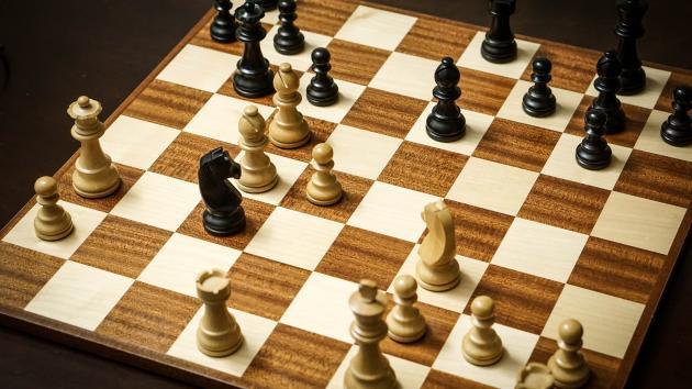 Занятия по шахматам в Воскресной школе