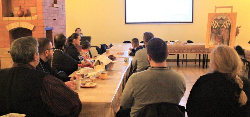 На Молодежных встречах в Ознобишино прошла лекция о Подольских новомучениках