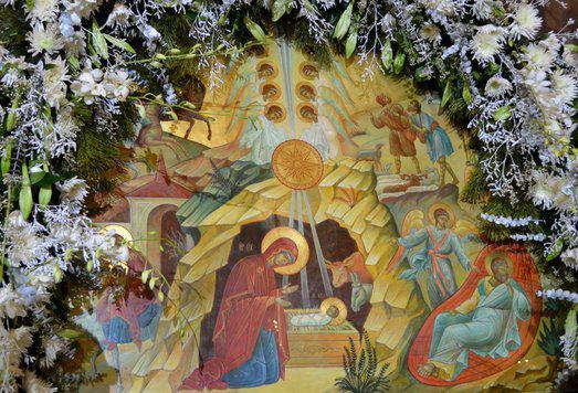 Проповедь на Рождество Христово