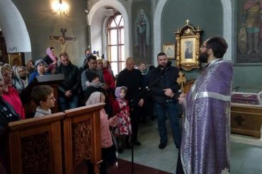 Прощеное воскресенье и Масленица в Ознобишино