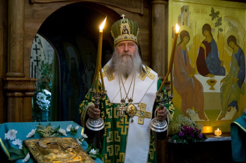 Анонс. Архиерейское богослужение в Ознобишине