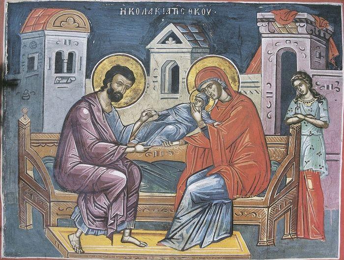 Проповедь на Рождество Богородицы