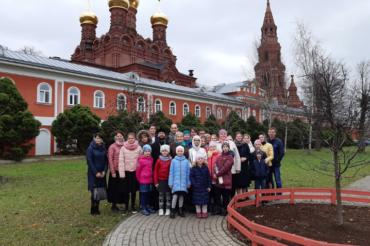 Паломничество в Черниговский скит