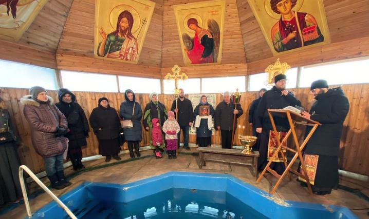 Празднование Собора Архистратига Михаила