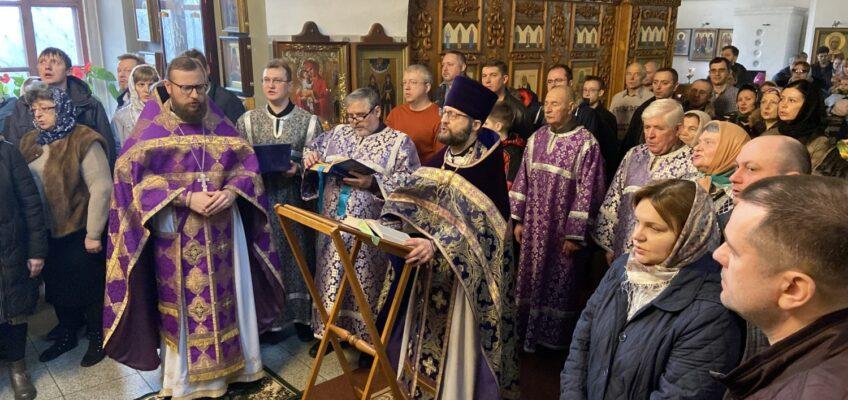 Празднование Торжества Православия