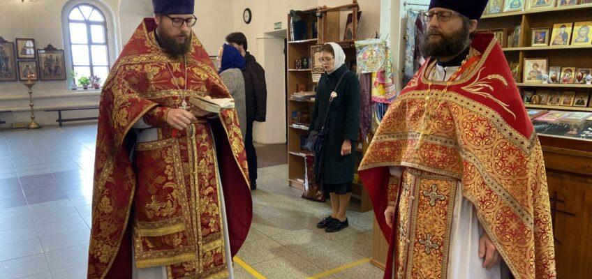 Празднование перенесения мощей святителя и чудотворца Николая из Мир Ликийских в Бар